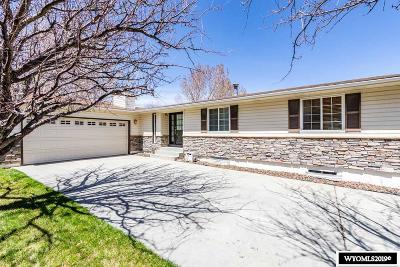Green River Single Family Home For Sale: 625 Hackberry