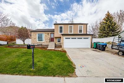 Green River Single Family Home For Sale: 2205 W Teton