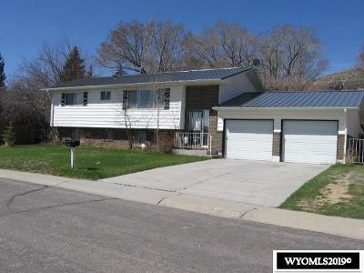 Green River Single Family Home For Sale: 960 Hillside