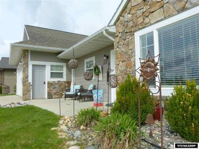 Sheridan Single Family Home For Sale: 113 S Dome