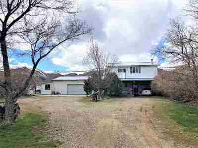 Rock Springs Single Family Home For Sale: 489 Fairview