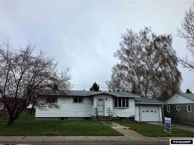 Buffalo Single Family Home For Sale: 154 Sunset