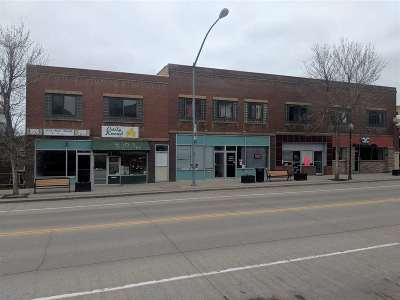 Green River Commercial For Sale: 138-174 East Flaming Gorge