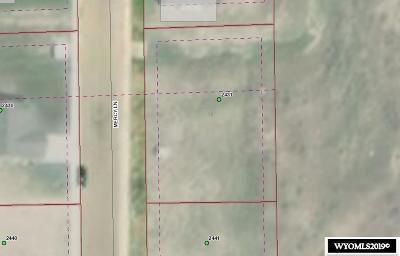 Casper Residential Lots & Land For Sale: 2431 Mercy