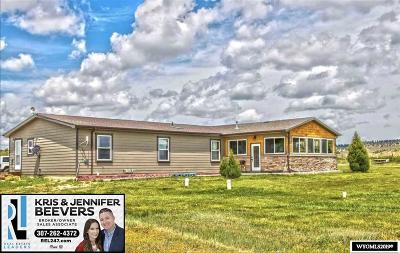 Casper Single Family Home Pending-Continue To Show: 12870 Tuffy Road