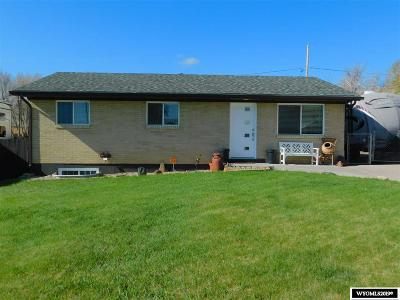 Green River Single Family Home For Sale: 145 Evans