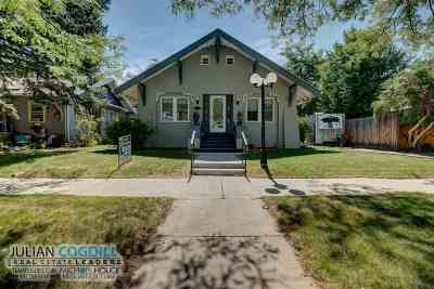 Casper Single Family Home For Sale: 655 S Park