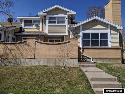 Evanston Single Family Home For Sale: 48 E Aspen Grove Dr. #q-7