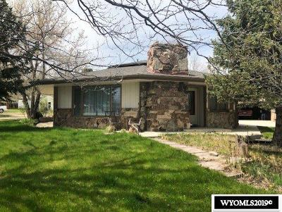 Buffalo Single Family Home For Sale: 902 Fort