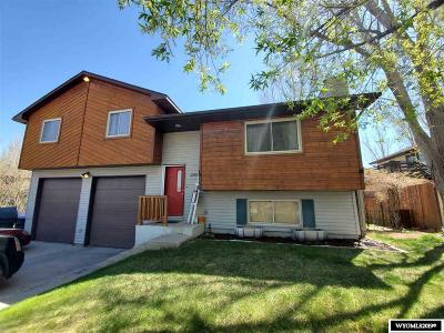 Green River Single Family Home For Sale: 1240 Midwest Drive