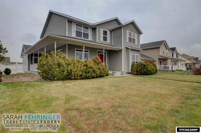 Casper Single Family Home For Sale: 4438 E 21st