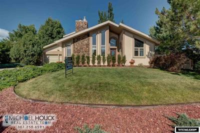 Casper Single Family Home For Sale: 3000 Glacier