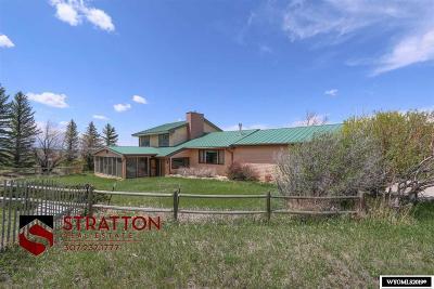 Casper Single Family Home For Sale: 5483 Coates
