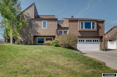 Casper Single Family Home For Sale: 4330 Fox