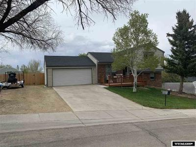 Green River Single Family Home For Sale: 535 Delaware Place