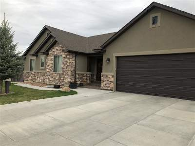 Rock Springs Single Family Home For Sale: 209 Corso Assisi