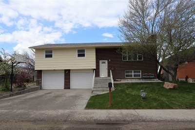 Casper Single Family Home New: 4230 S Center
