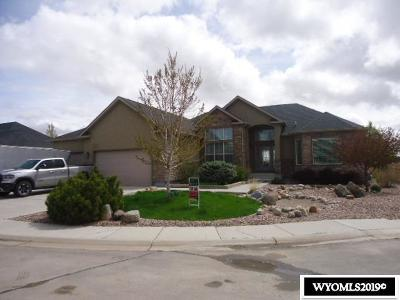 Rock Springs Single Family Home For Sale: 10 Long Drive