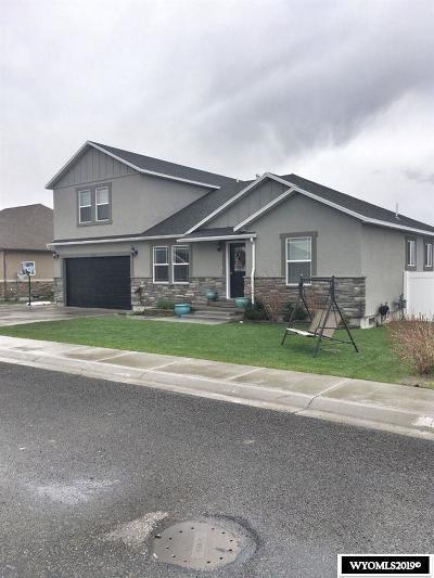 Lyman Single Family Home New: 204 Connor's Way