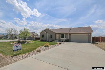 Bar Nunn Single Family Home For Sale: 4474 Antelope
