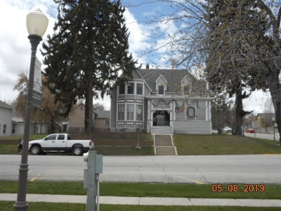 Uinta County Single Family Home For Sale: 1049 Center