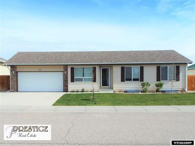 Bar Nunn Single Family Home For Sale: 2116 Sioux