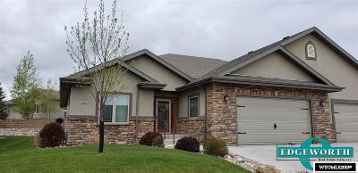 Casper Single Family Home For Sale: 1740 Blue Spruce
