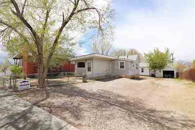 Rock Springs Multi Family Home For Sale: 510 P