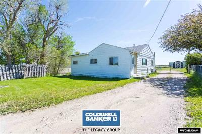 Casper Single Family Home For Sale: 2947 Allendale Blvd.