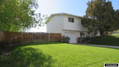 Lander Single Family Home Pending-Continue To Show: 788 Garner