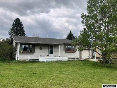Buffalo Single Family Home For Sale: 740 Fort