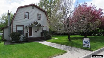 Lander Single Family Home Pending-Continue To Show: 389 Cascade