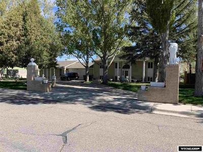 Green River Single Family Home For Sale: 470 Ironwood