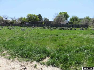 Casper Residential Lots & Land For Sale: 807 Blackmore