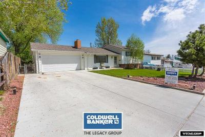 Casper Single Family Home For Sale: 2636 E 12th