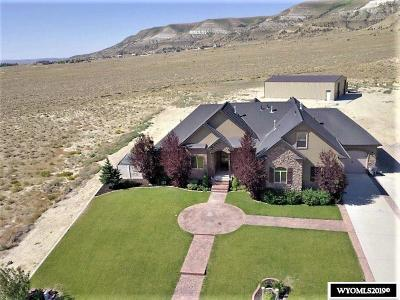 Rock Springs Single Family Home For Sale: 40 Moses