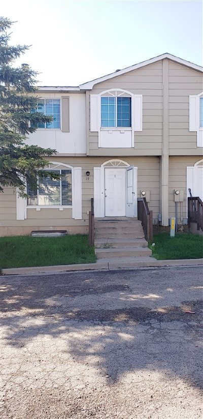 Single Family Home For Sale: 19 Incline