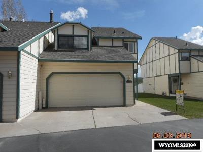 Evanston WY Single Family Home For Sale: $122,000