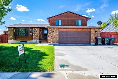 Green River Single Family Home For Sale: 800 Saratoga