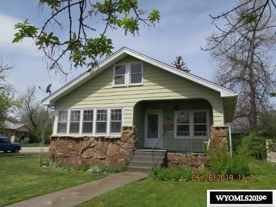 Casper Single Family Home For Sale: 740 S Grant