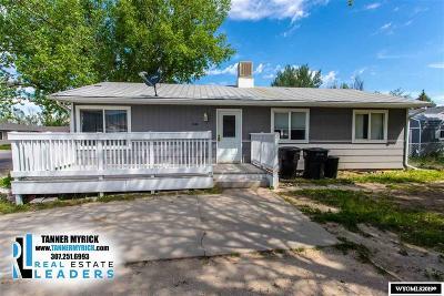 Casper Single Family Home Pending-Continue To Show: 3559 Meadowlark Drive