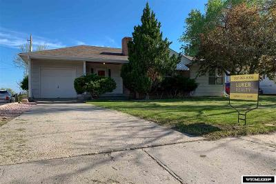 Casper Single Family Home For Sale: 714 E 18th