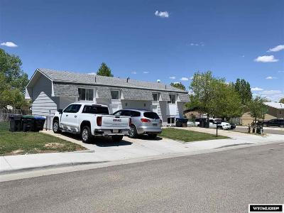 Green River Multi Family Home For Sale: 415 Wind River Drive