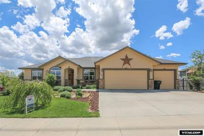 Casper Single Family Home For Sale: 4521 E 22nd