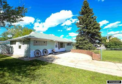 Casper Single Family Home For Sale: 1940 E A