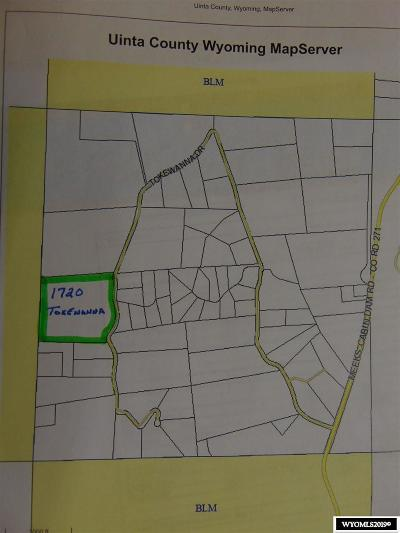 Robertson Residential Lots & Land For Sale: 1720 Tokewanna
