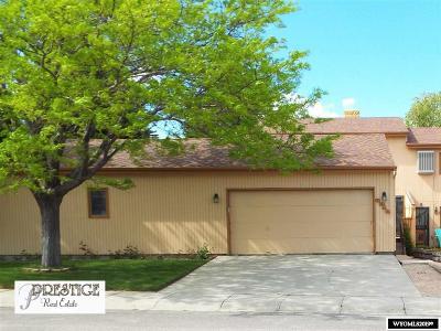 Casper Single Family Home For Sale: 3810 Woodglenn