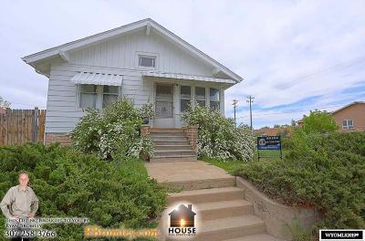 Casper Single Family Home For Sale: 263 Wilson
