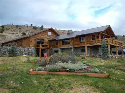 Dubois,  Kinnear,  Crowheart, Pavillion Single Family Home For Sale: 137 Stoney Point