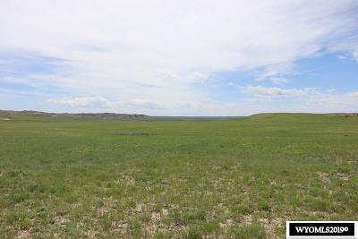 Casper Residential Lots & Land For Sale: Highway 20-26